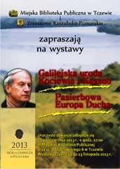 Wystawy zokazji Roku ks.J. St. Pasierba