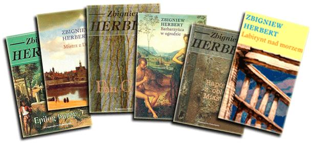 Czytam wpodróży... Herberta