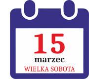 Biblioteka nieczynna wWielką Sobotę