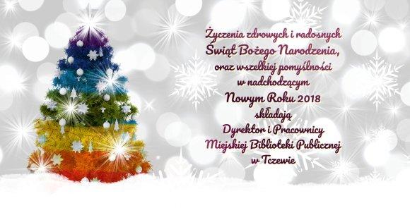 Kliknij aby wyświetlić większy obrazek - Życzenia Bożonarodzeniowe