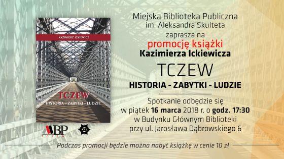Promocja książki Kazimierza Ickiewicza