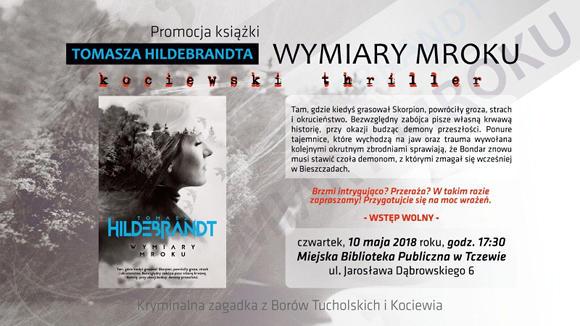 Tomasz Hildebrandt Wymiary Mroku