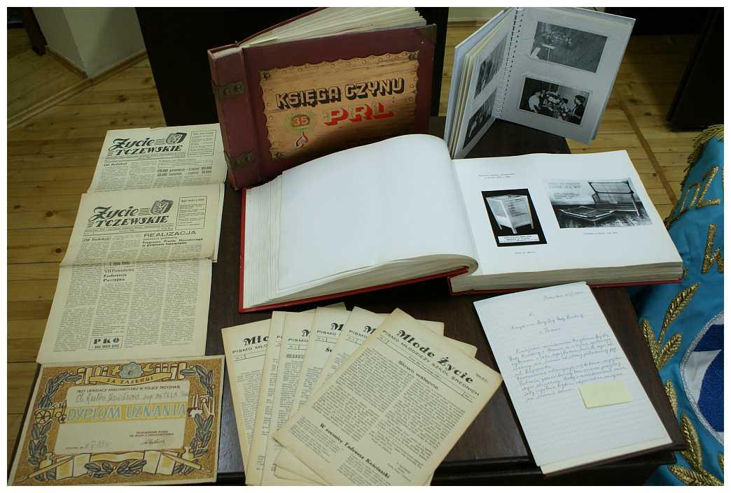 Zbiory Sekcji Historii Miasta