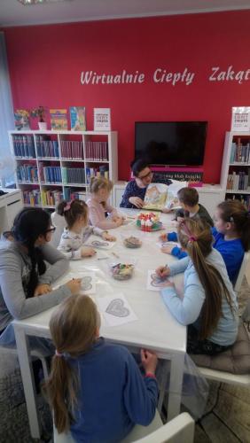 Marcowe spotkanie Dyskusyjnego Klubu Książki dla Dzieci