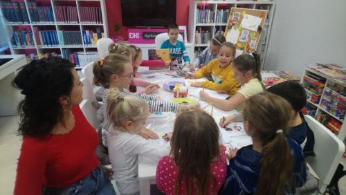 Dyskusyjny Klub Książki dla Dzieci - Święto Pluszowego Misia