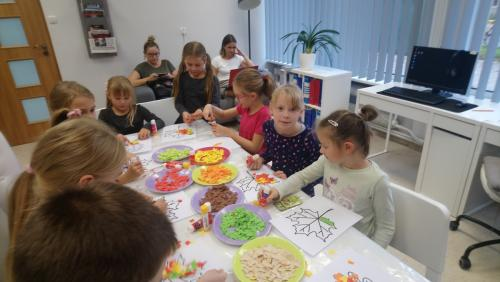 Październikowe spotkanie Dyskusyjnego Klubu Książki dla Dzieci