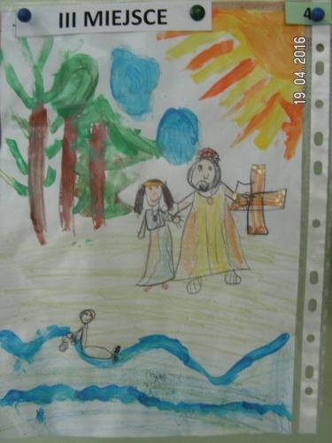 Wyniki konkursu plastycznego Mieszko iDobrawa