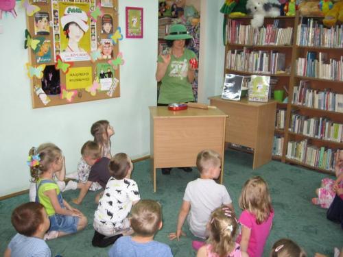 Ogólnopolskie czytanie Jeżycjady