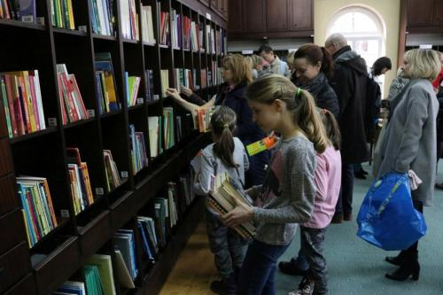 Wymienialnia książek