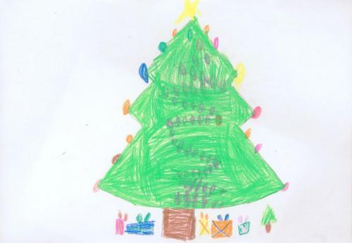 Najpiękniejsza choinka bożonarodzeniowa - konkurs Miejskiej Biblioteki Publicznej wTczewie