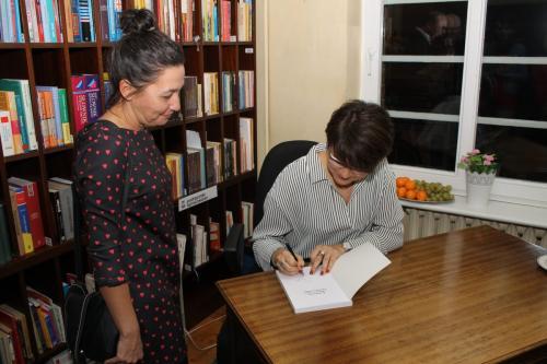 Promocja książki drJoanny Jatkowskiej