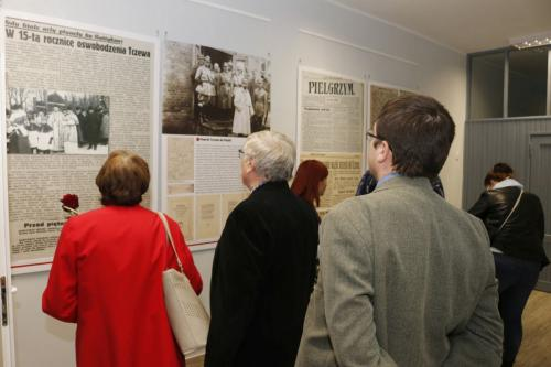 Otwarcie wystawy Tczew 1920 - Droga doNiepodległej