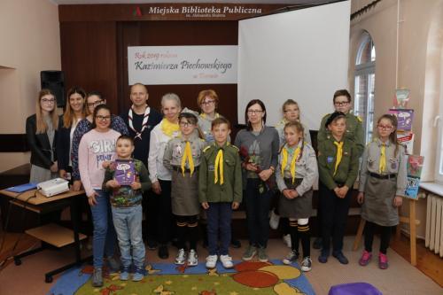 Spotkanie z Małgorzatą Strękowską-Zarembą