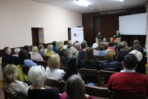 Spotkanie autorskie zDarią Górką