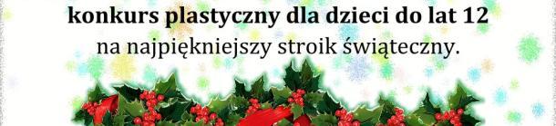 najpiękniejszy Stroik Świąteczny