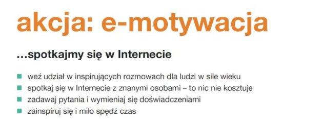Akcja e-motywacja