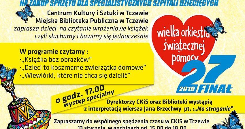 Wosp Miejska Biblioteka Publiczna W Tczewie