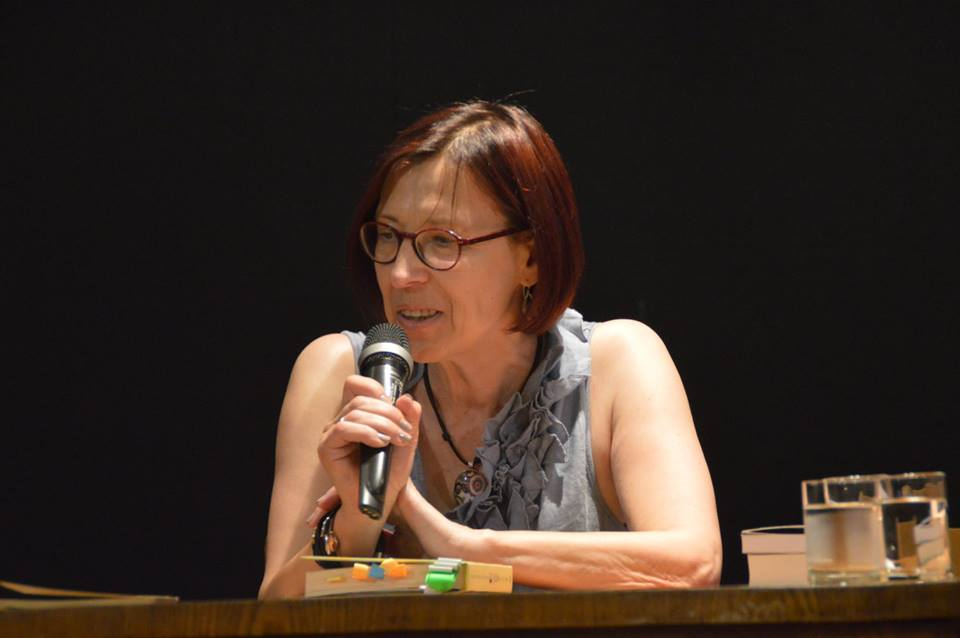 Małgorzata Strękowska-Zaremba - fot.nadesłane przezAutorkę