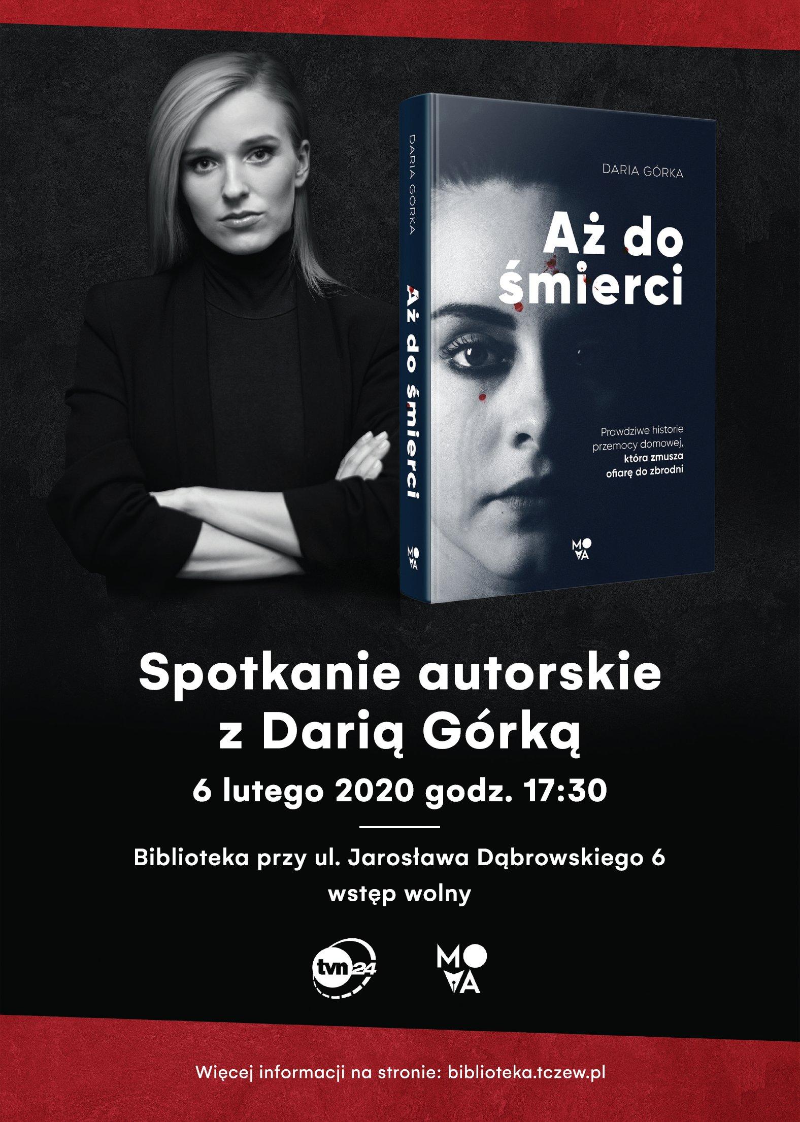 Daria Górka - Aż do śmierci