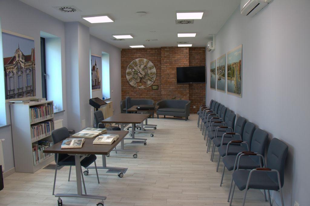 Sala Sekcji Historii Miasta
