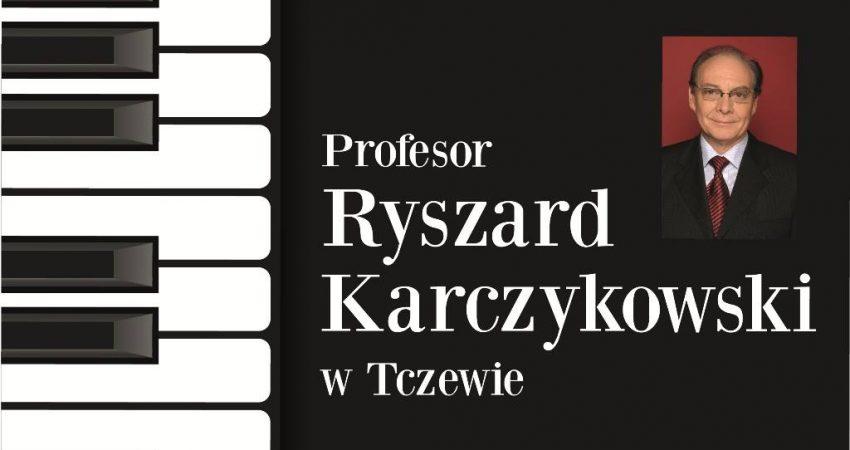 Profesor Ryszard Karczykowski w Tczewie