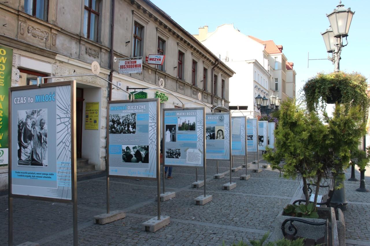Wystawa okard. Stefanie Wyszyńskim