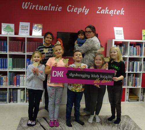 Dyskusyjny Klub Książki dla Dzieci - Czyznasz Pippi Pończoszankę