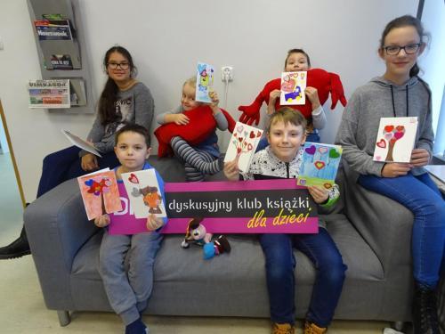 Spotkanie Dyskusyjnego Klubu Książki dla Dzieci