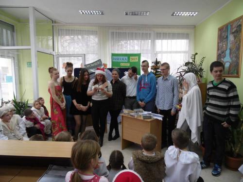 Jasełka 2015 wFilii nr2