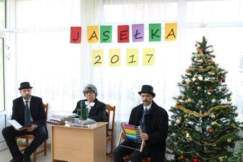 Jasełka w Filii nr 2 w roku 2017