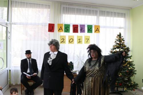 Jasełka wFilii nr2 wroku 2017