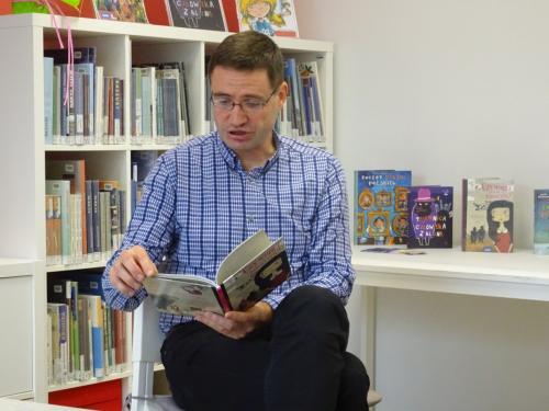 Spotkanie z Pawłem Beręsewiczem