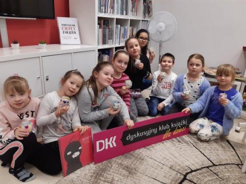 Dyskusyjny Klub Książki dla Dzieci - luty 2020
