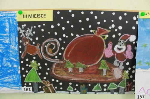 Konkurs Pojazd Świętego Mikołaja
