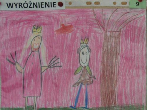 Wyniki konkursu plastycznego Mieszko i Dobrawa