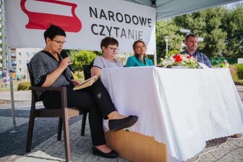 Narodowe Czytanie Przedwiośnia Stefana Żeromskiego