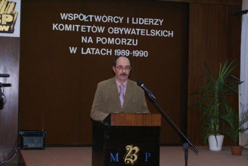 Konferencja Współtwórcy iliderzy Komitetów Obywatelskich