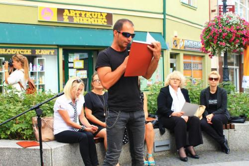 Ciechowski - salonik literacki