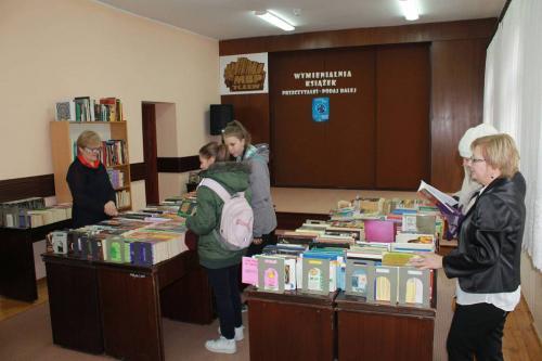I edycja Wymienialni książek
