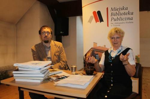 O Krajnie wtczewskiej książnicy