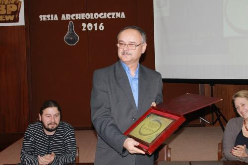 Sesja archeologiczna w tczewskiej bibliotece