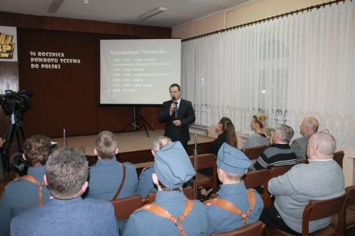 Wieczornica wMPB zokazji 96 rocznicy powrotu Tczewa doPolski