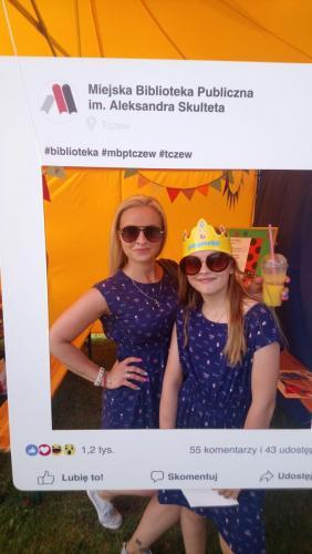 Zdjęcia uczestników obchodów Dnia Komunalnika iDnia Dziecka