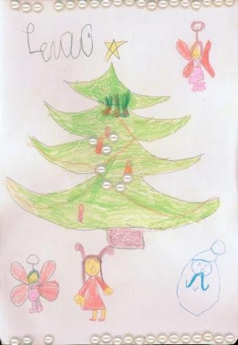 Najpiękniejsza choinka bożonarodzeniowa - konkurs Miejskiej Biblioteki Publicznej w Tczewie