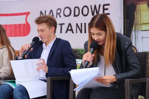 """X Narodowe Czytanie """"Moralności pani Dulskiej"""" Gabrieli Zapolskiej"""