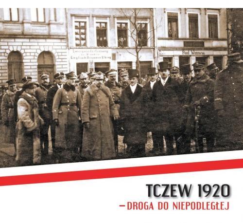 Strona tytułowa albumu Tczew 1920