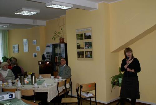 """O historii w""""Café Senior"""""""