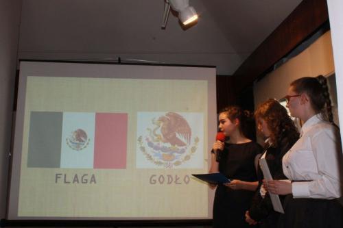 Szczypta Meksyku wtczewskiej książnicy