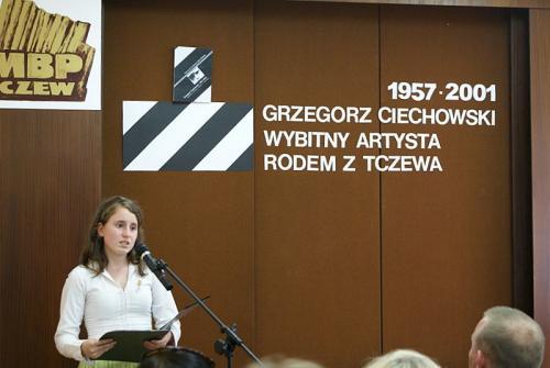 Grzegorz Ciechowski. Droga z Tczewa w wielki świat kultury